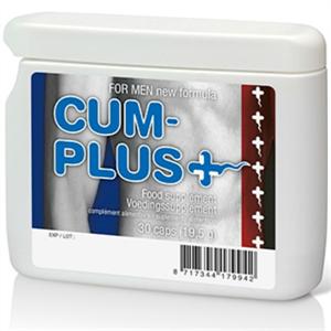 Cobeco Pharma Cum Plus Aumentador De Semen Flatpack