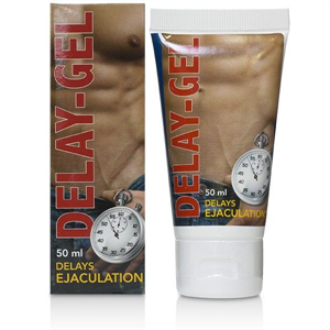 Cobeco Pharma Gel Reatardante Delay Ejaculation 50ml
