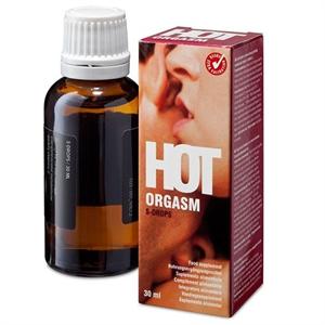 Cobeco Pharma Gotas Estimulantes Orgasmo Caliente 30 Ml