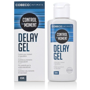 Cobeco Pharma Intimate Delay Gel Retardante Masculino 85ml