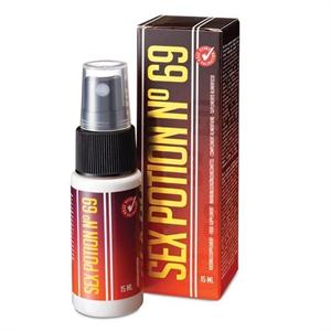 Cobeco Pharma Potion Sex Spray Estimulante 15ml