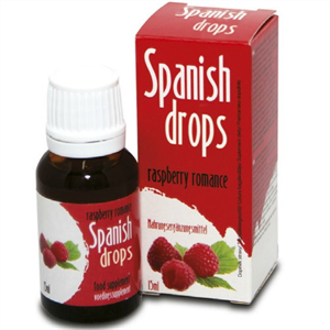 Cobeco Pharma Spanish Drops Frambuesa Romantica