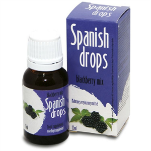 Cobeco Pharma Spanish Fly Blackberry Mix