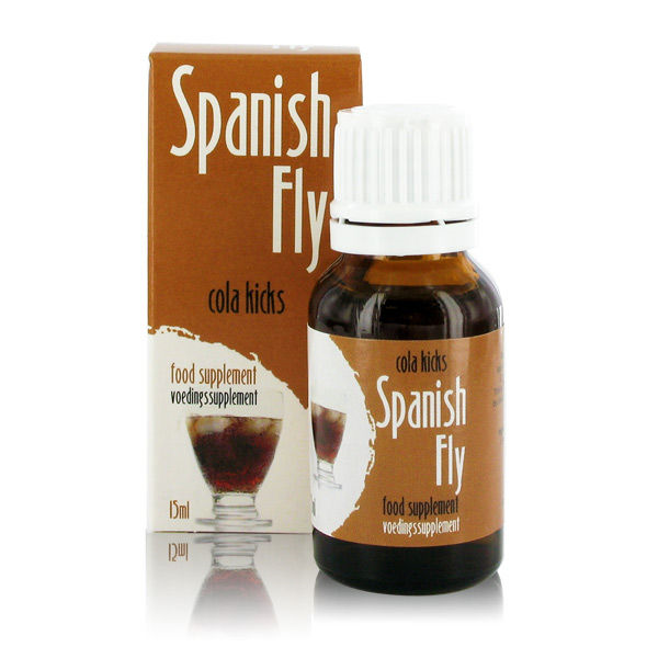 Cobeco Pharma - Spanish Fly Cola Kicks