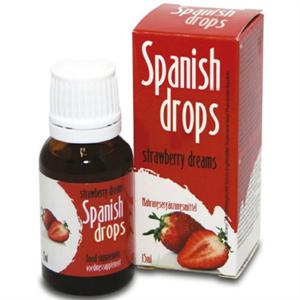Cobeco Pharma Spanish Fly Strawberry Dreams