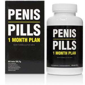 Cobeco Pharma Tratamiento 1 Mes Aumento Pene 60 Caps