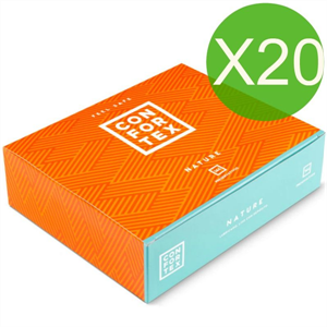 Confortex Pack  Nature Caja 144 Uds X 20 Uds