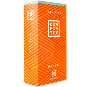 Confortex Preservativo Nature Caja 12 Uds