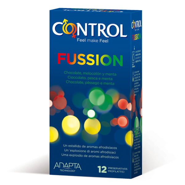Control Sabores Fussion