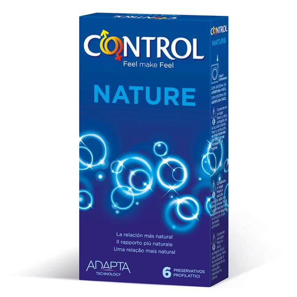 Control - Nature 6 uds.