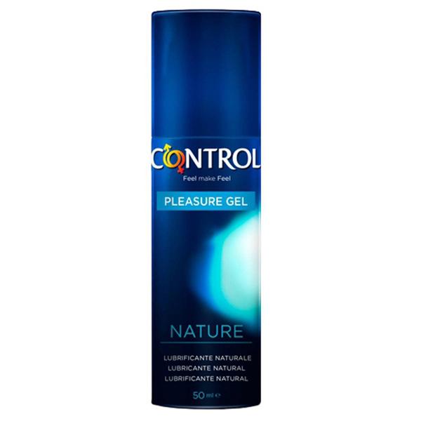 Control Sex Senses Nature Gel