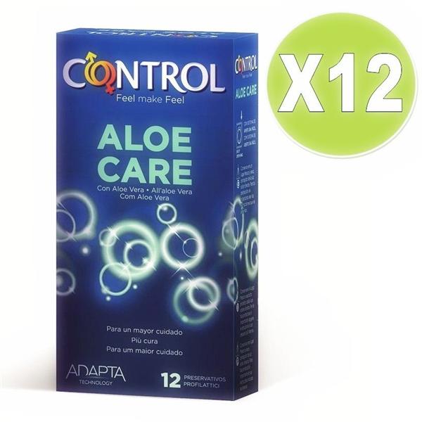 Control - Control Adapta Aloe Care 12 Uds Pack 12