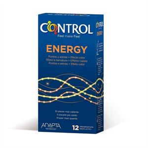 Control - Control Adapta Energy 12 Unid