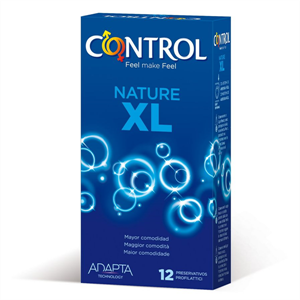 Control - Control Adapta  Nature Xl 12 Unid