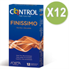 Control Finissimo  12 Unid Pack 12 Uds