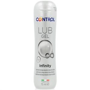 Control Infinity Lubricante Base Silicona 75 Ml