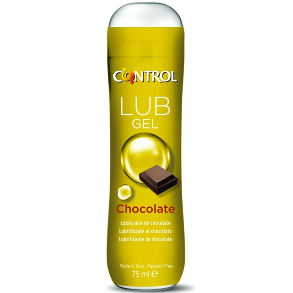 Control - Lub Gel Chocolate 75 Ml