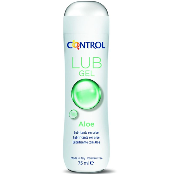 Control Lub Gel Con Aloe 75 Ml