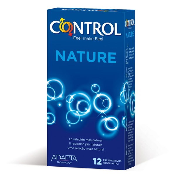 Control - Nature 12 uds.