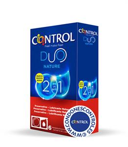 Control - Nature 2 en 1