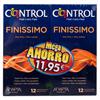 Control Finíssimo Mega Ahorro - 12+12 Regalo