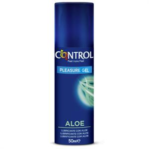 Control - Pleasure Gel Aloe Vera
