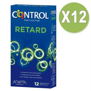 Control Retardante 12 Unid Pack 12 Uds