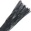 Darkness - Darkness Látigo Bondage Negro 50cm