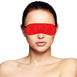 Darkness  Máscara - Antifaz Rojo