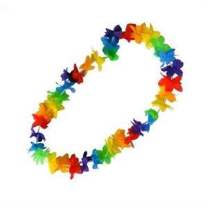 Despedidas Lowcost Collar Hawaiano Multicolor