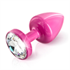 Diogol - Butt Plug Anni Ronda Rosa 25 mm