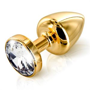 Diogol - Diogol - Butt Plug Anni oro redondo de 35 mm