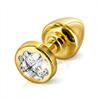 Diogol - Anni R Butt Plug Trébol de Oro 25 mm