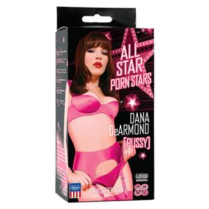 Doc Johnson All Star Porn Stars Masturbador  Dana Dearmond