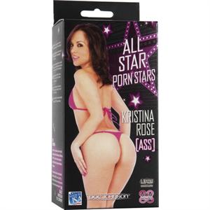 Doc Johnson All Star Porn Stars Mini Ano Kristina Rose
