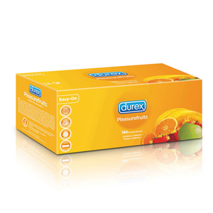 Durex - Durex Pleasure Fruits 144 Unidades