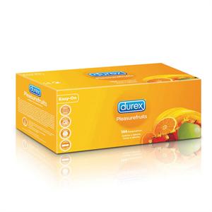 Durex Tuttifrutti (Pleasurefruits) 144 - Granel