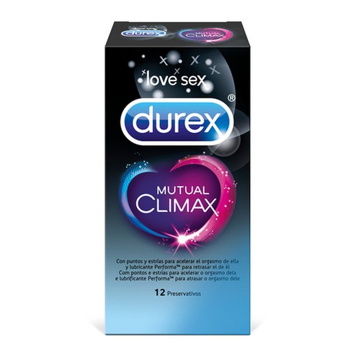 Durex Performax - Mutual Climax (12 uds.)