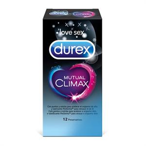 Durex - Performax - Mutual Climax (12 uds.)