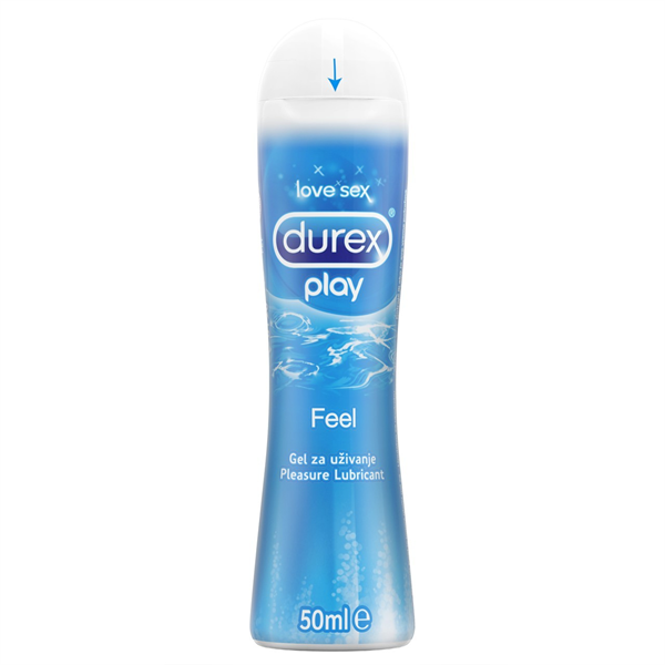 Durex - Lubricante Natural - Durex Play Feel