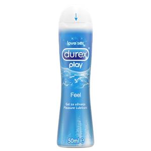 Durex - Lubricante Natural - Durex Play Feel