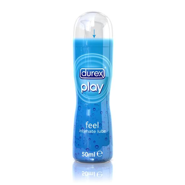 Durex - Durex - Lubricante Natural Play Feel