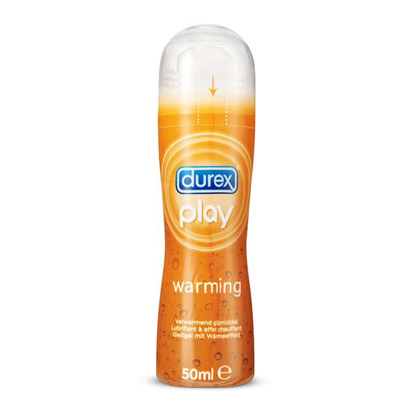 Durex - Durex - Lubricante Play Warming