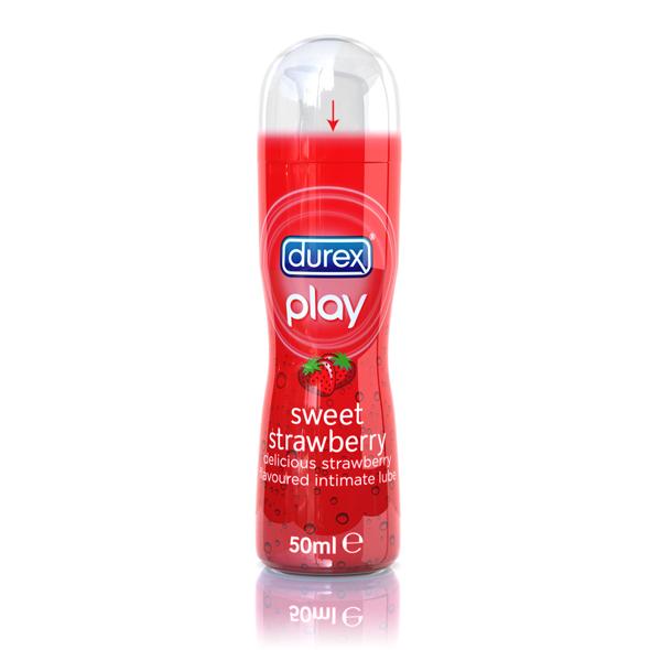 Durex - Durex - Play Lubricante Fresa Dulce