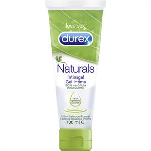 Durex Gel Lubricante Naturals (100% Natural)