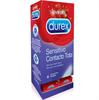 Expositor 27 Uds Durex Sensitivo Contacto Total 6 Uds