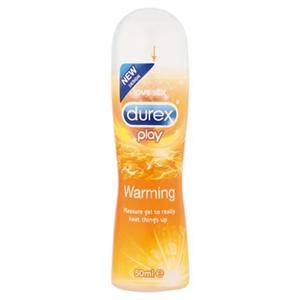 Lubricante Durex Play Efecto Calor 50ml