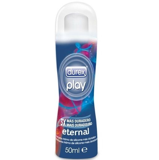 Lubricante Durex Play Eternal 50ml