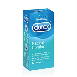 Durex Natural Comfort / Natural Plus