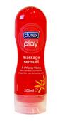 Durex - Lubricante Masaje 2 en 1 - Sensual